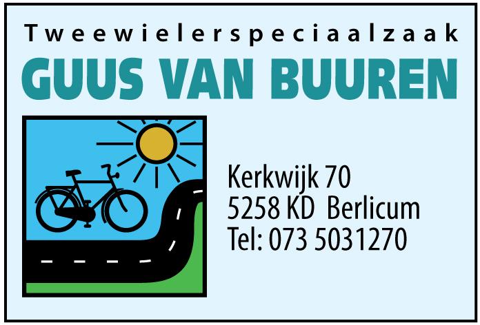 Advertentie Guus van Buuren