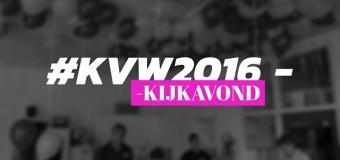 #KVW2016-Kijkavond
