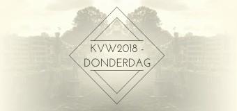 KVW2018 Donderdag