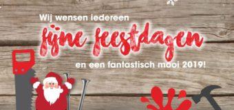 Stichting JAM wenst iedereen een gezond 2019!