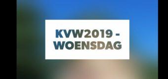KVW2019 – Woensdag