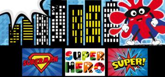 Superheldenpost!