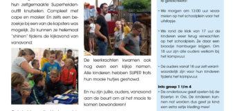 Superhelden nieuws Donderdag